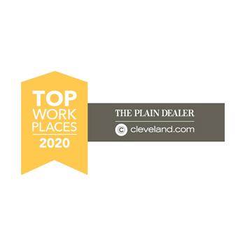 award plain dealer top workplaces2020