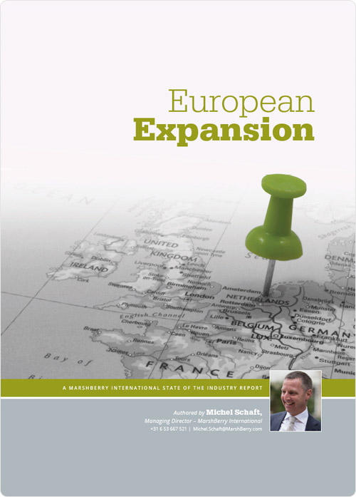 European Expansion whitepaper cover